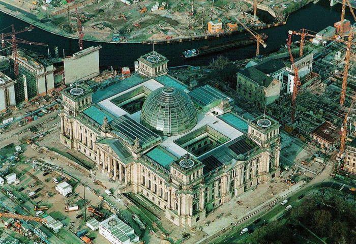 Здание Британского музея