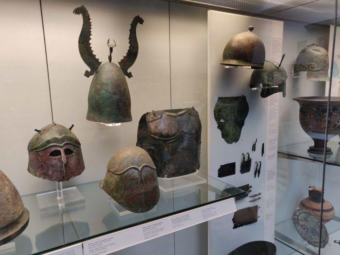 Исторические экспонаты
