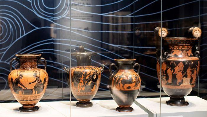 Античные вазы У. Гамильтона