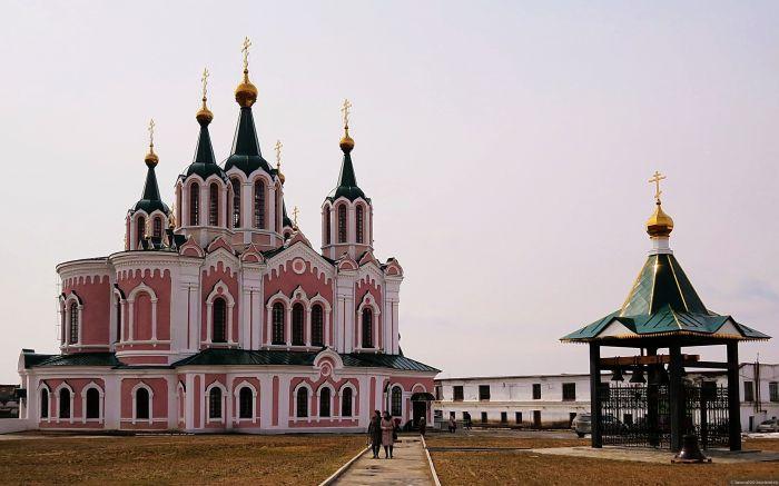 Далматовский монастырь сегодня