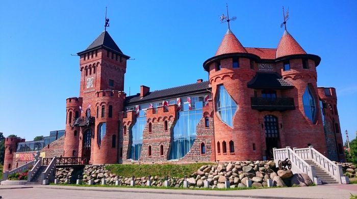 Замок «Нессельбек»