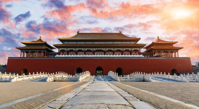 Императорский дворец Гугун