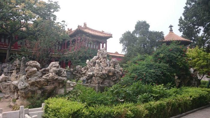 Императорский сад в Пекине