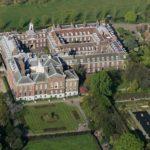 Кенсингтонский дворец в Лондоне