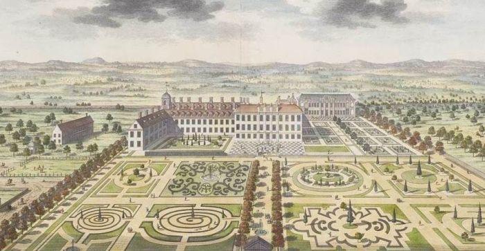 Резиденция королевской семьи Великобритании