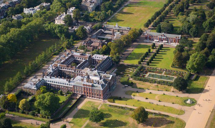 Музей и резиденция младших членов королевской семьи