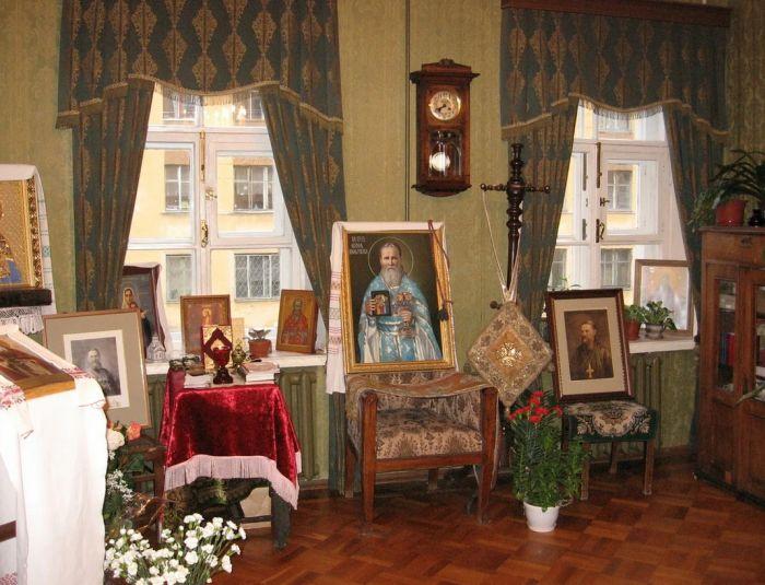 Музей-квартира святого Иоанна Кронштадтского