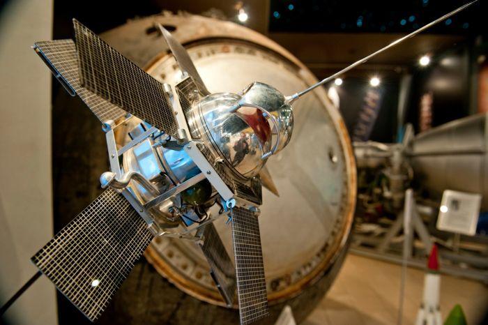 Самарский музей космоса