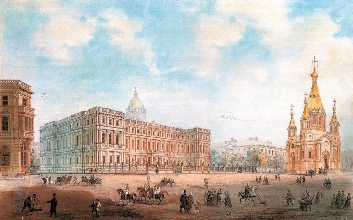 Резиденции князя Николая Николаевича