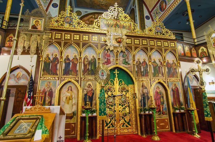 Владимирский кафедральный собор в Киеве – основной храм Киевского патриархата Украинской Православной Церкви
