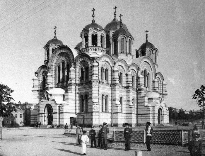 Собор святого равноапостольского великого князя Владимира