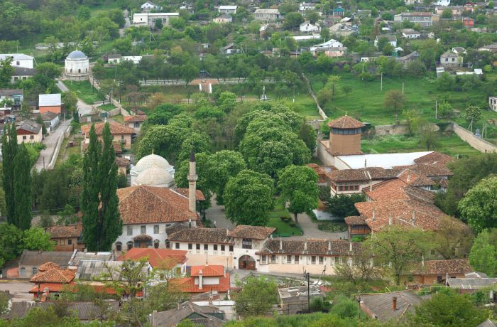 Ханский дворец – жемчужина Крыма
