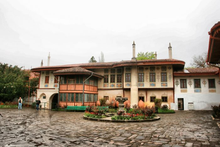 Бахчисарайский историко-культурный заповедник
