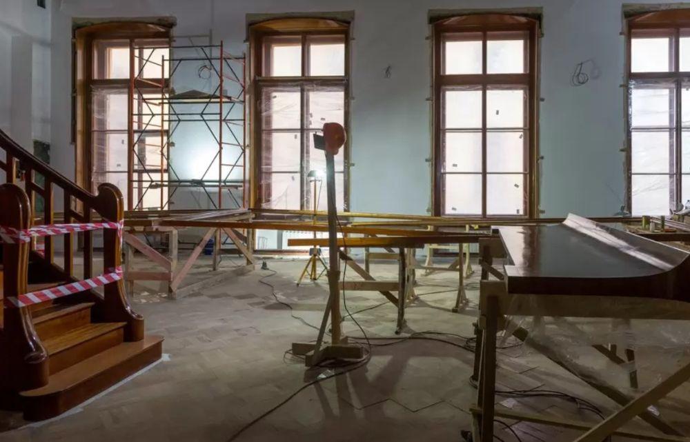 Реставрация помещений