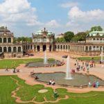 Цвингер – дворцовый ансамбль в Дрездене