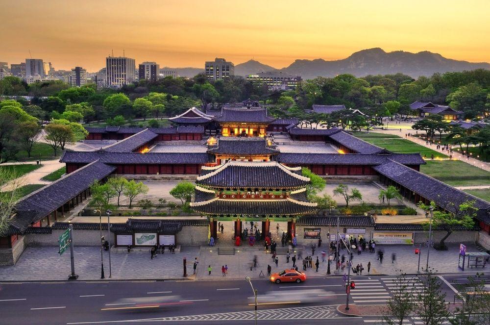 Чхандоккун – резиденция королевской династии Чосон