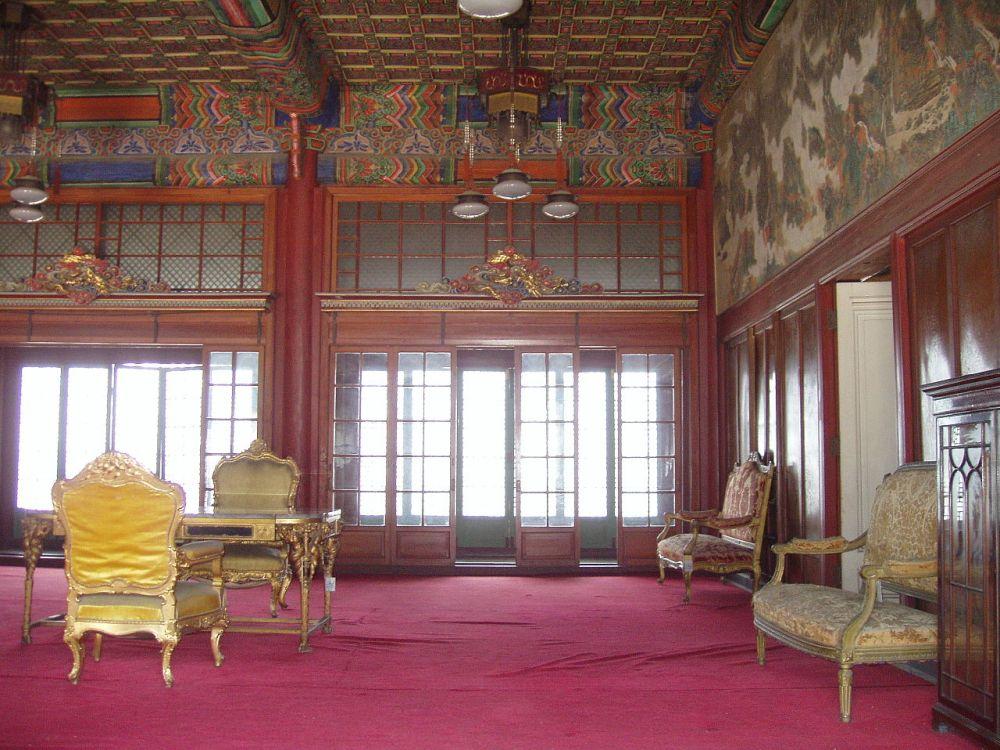 Внутри Чхандоккун