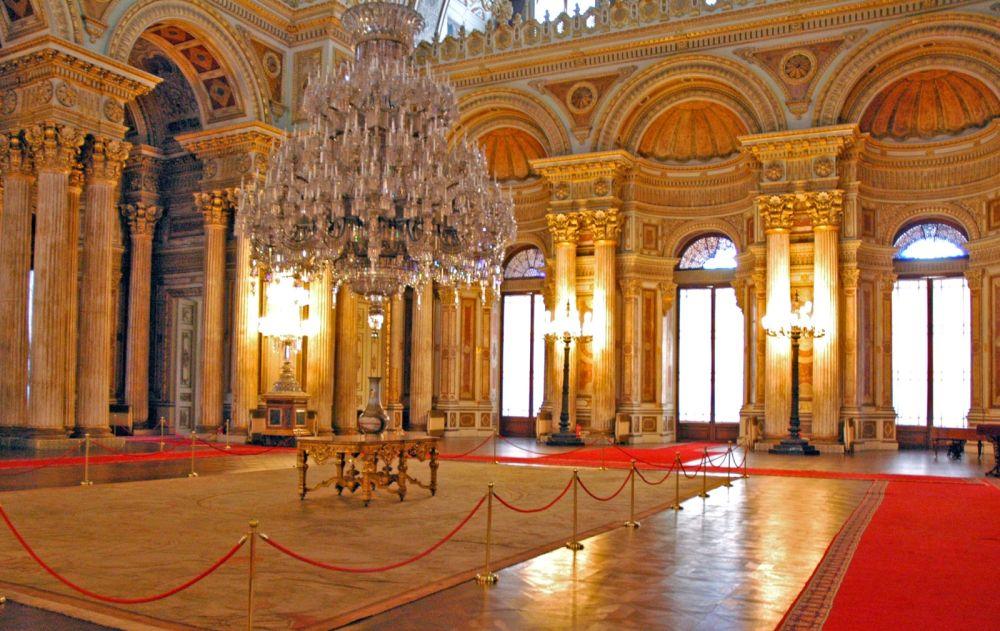 Зал султанского дворца