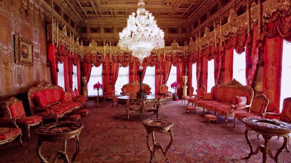 Розовый зал гарема