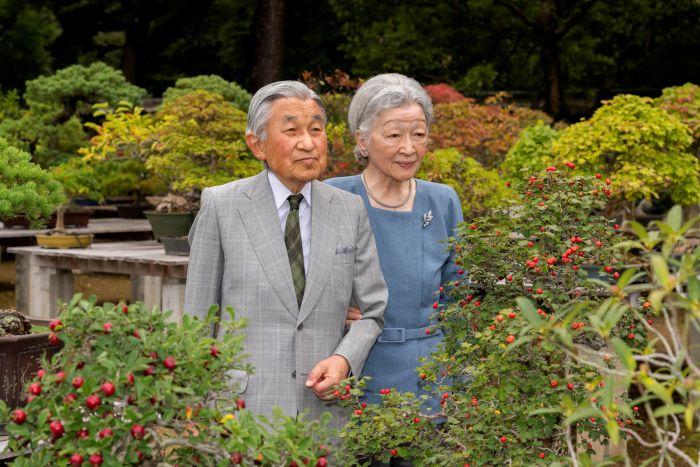 Император Японии Акихото