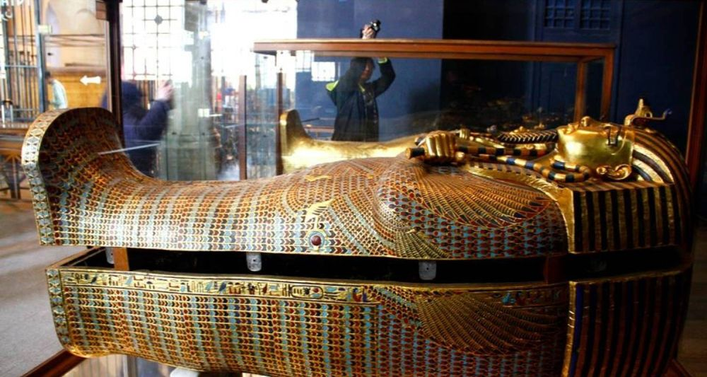 Музей хранит историю Египта