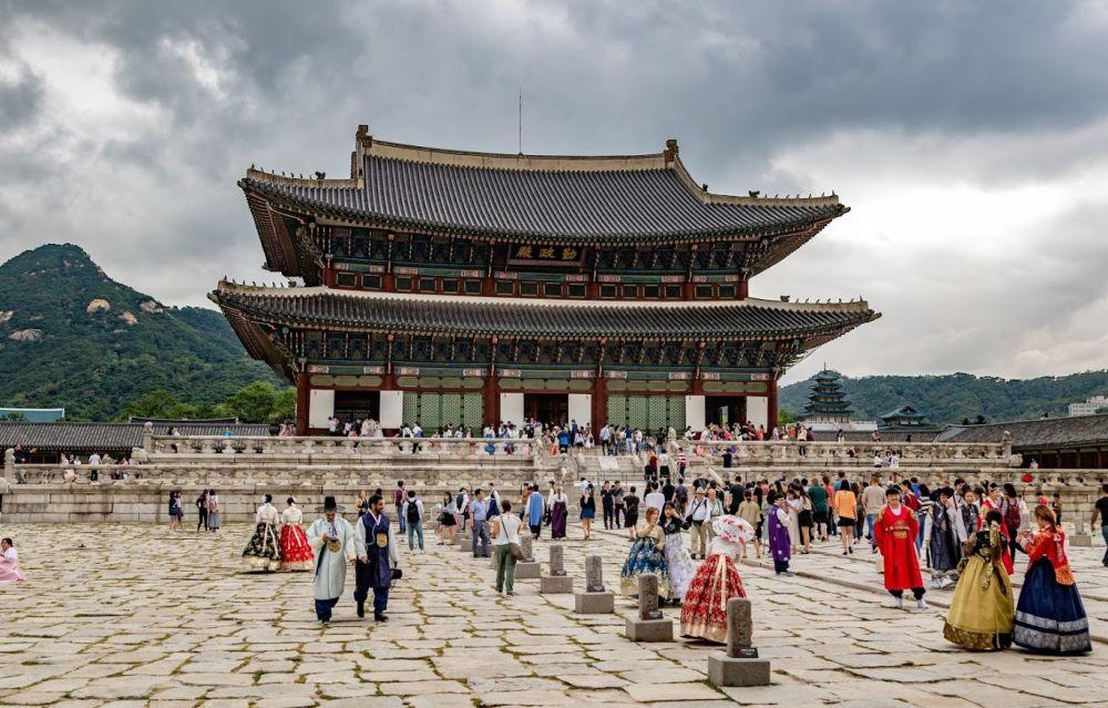 Резиденция династии Чосон