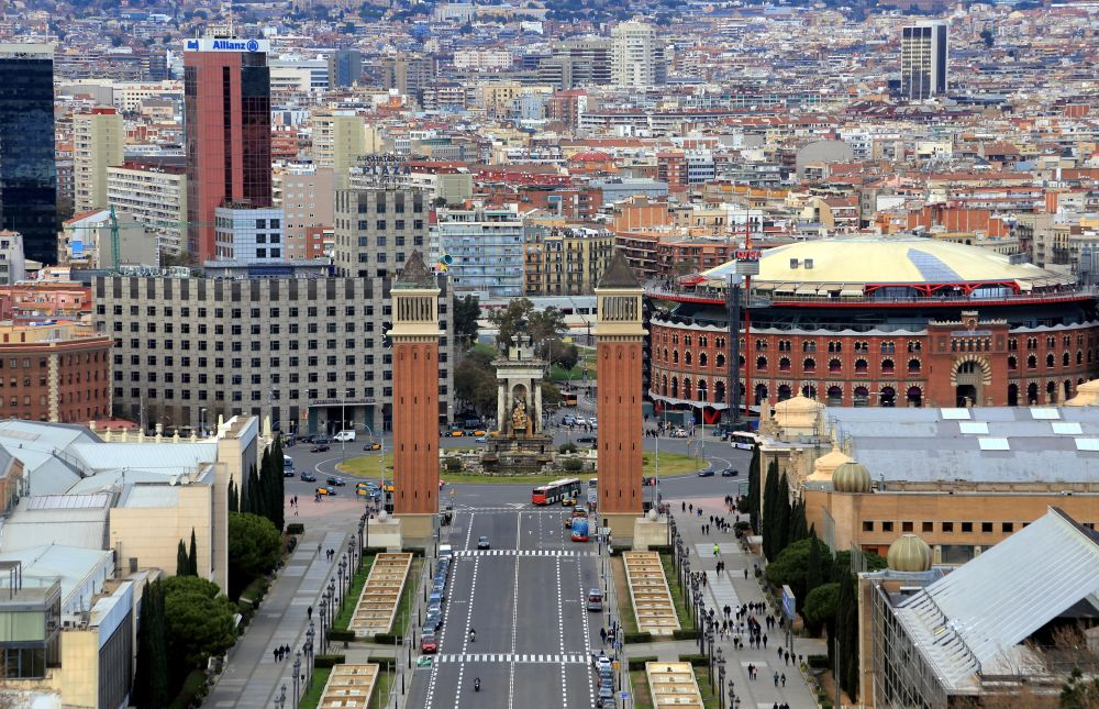 Современная Каталония
