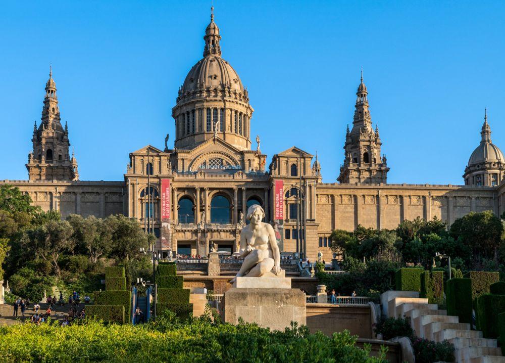 Дворец-музей в стиле испанского ренессанса