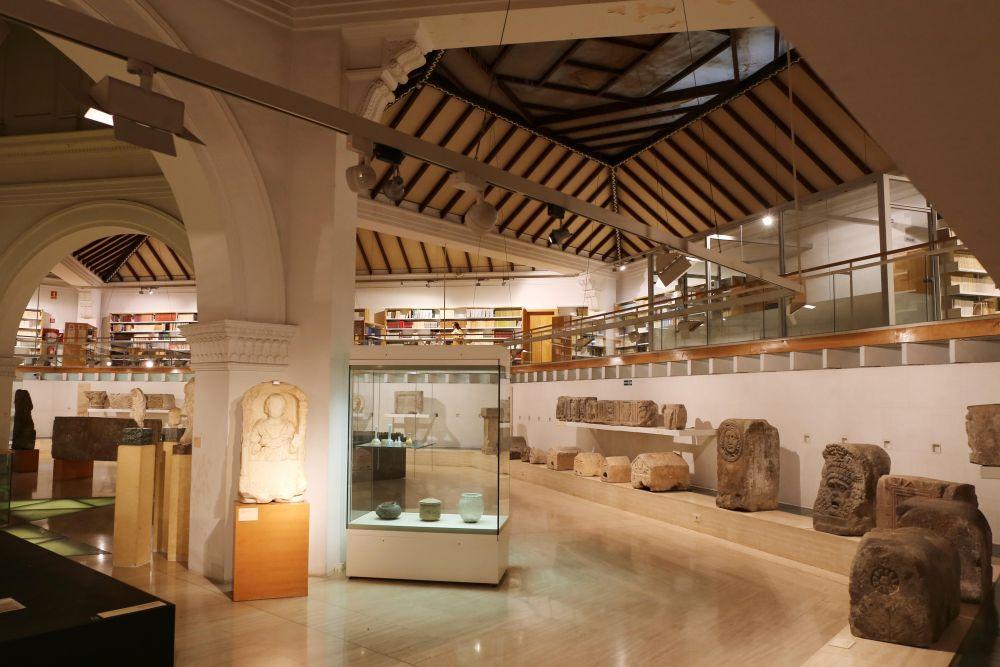 Зал археологических находок