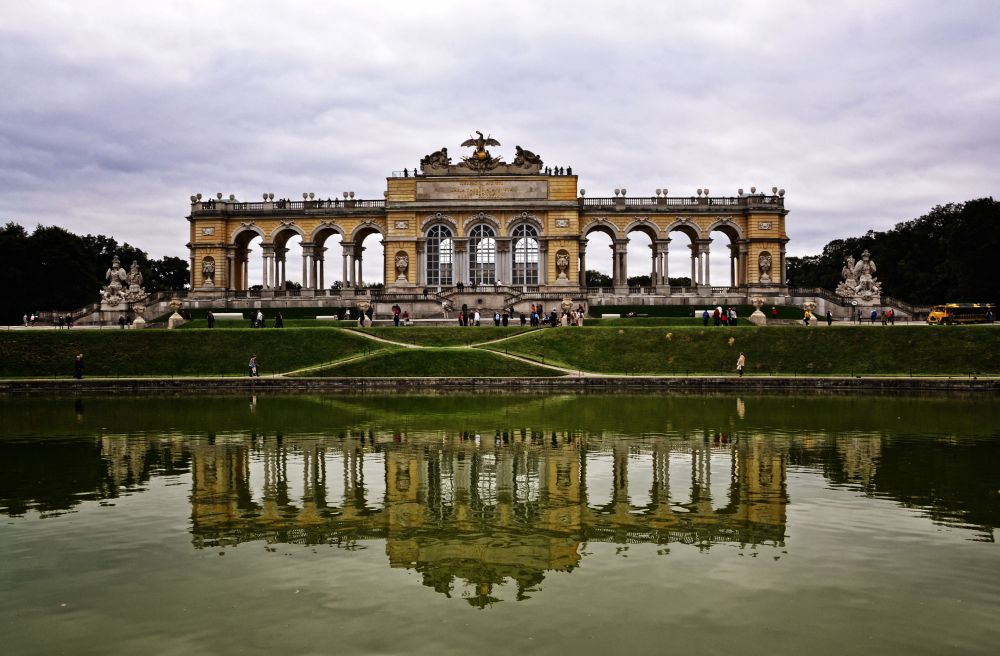 Австрийский дворец монархов