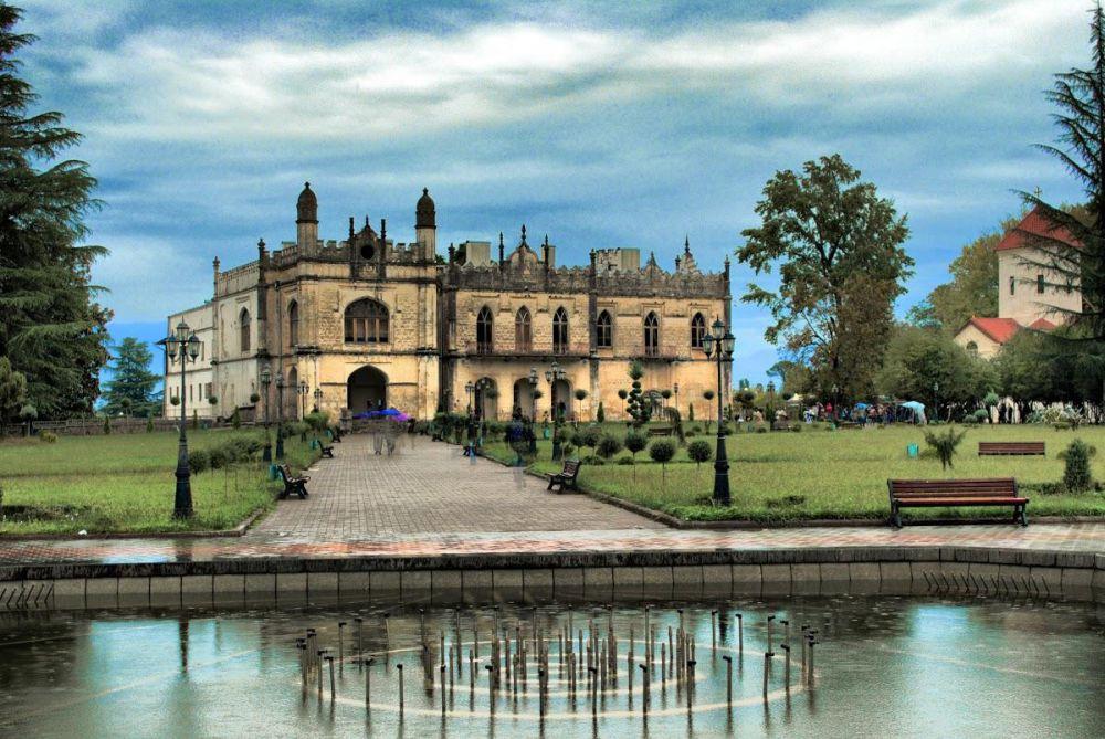 Замок Дадиани