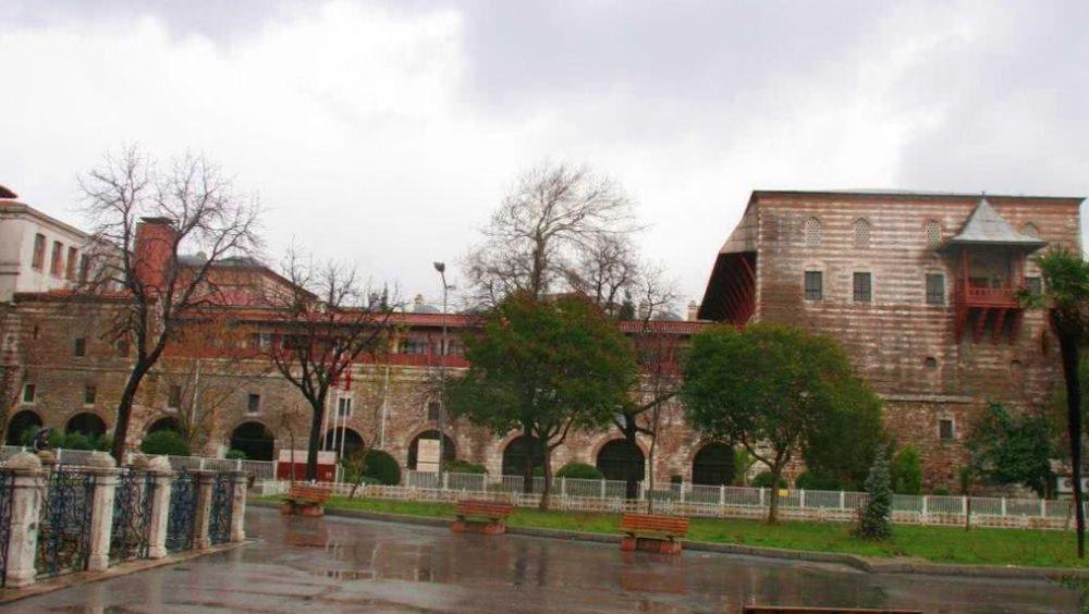 Дворец Ибрагима-паши – дом-крепость