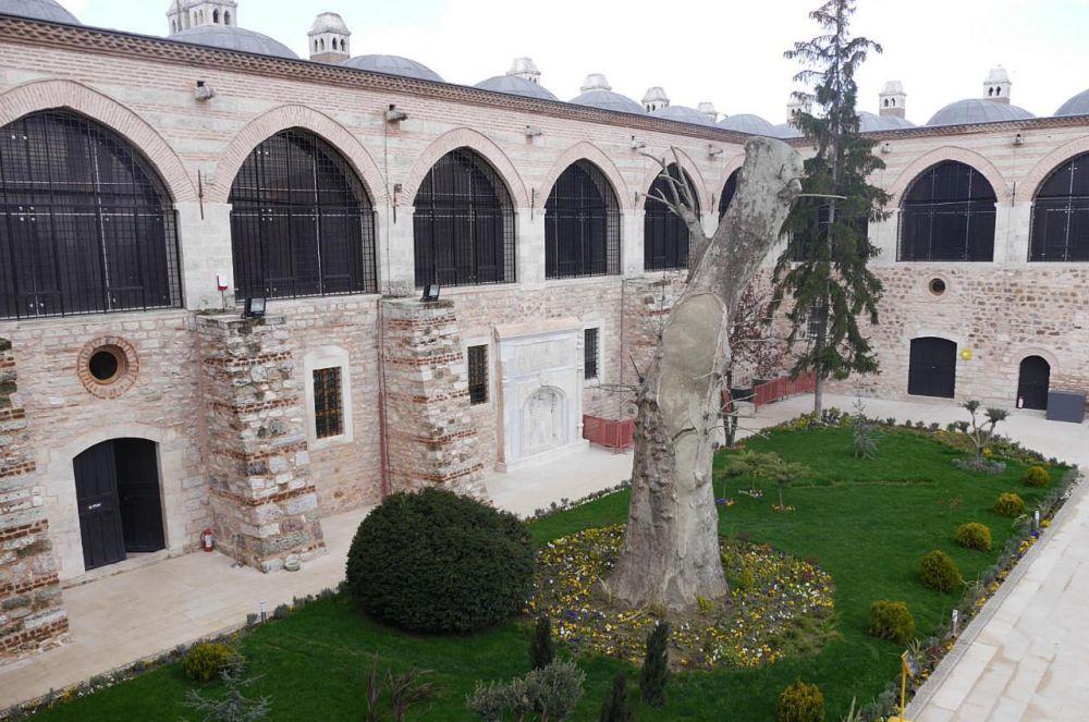 Дворец-крепость Ибрагима-паши