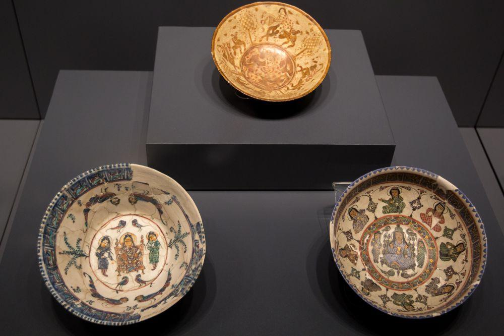 Экспонаты музея в Стамбуле