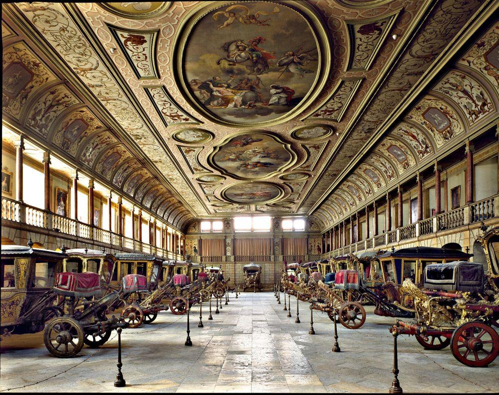 Кареты итальянских правителей