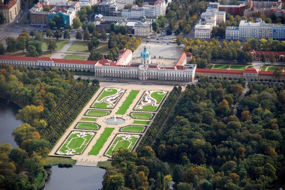 Дворцово-парковый ансамбль Шарлоттенбург