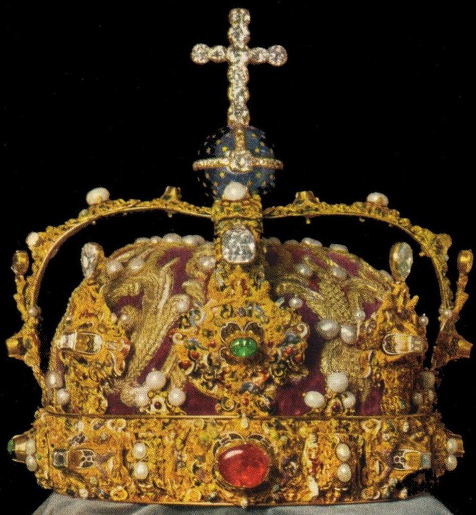 Корона короля Ульрика