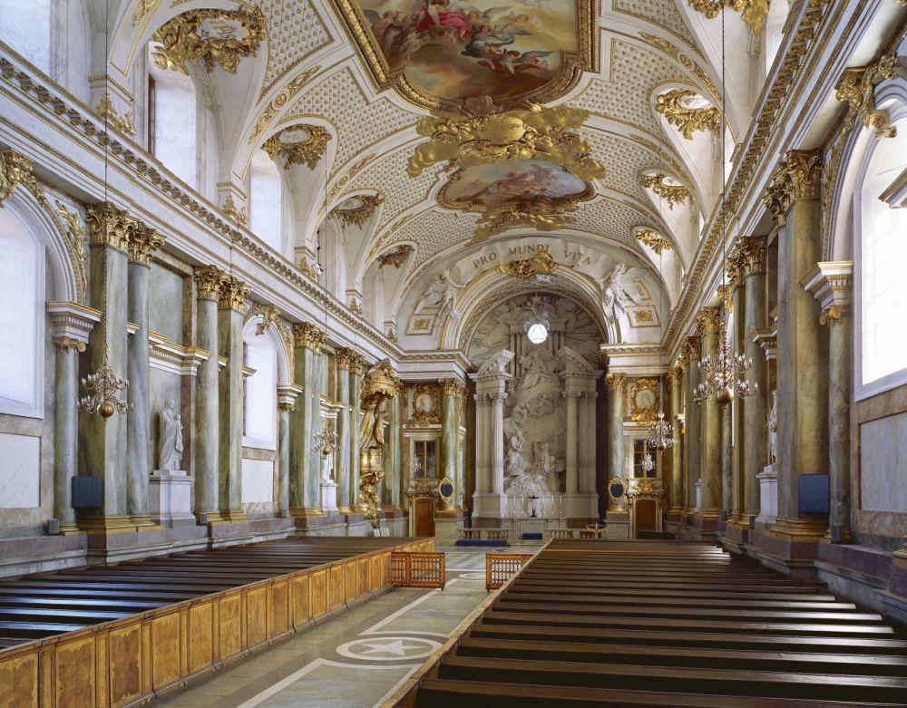 Наследие резиденции монархов