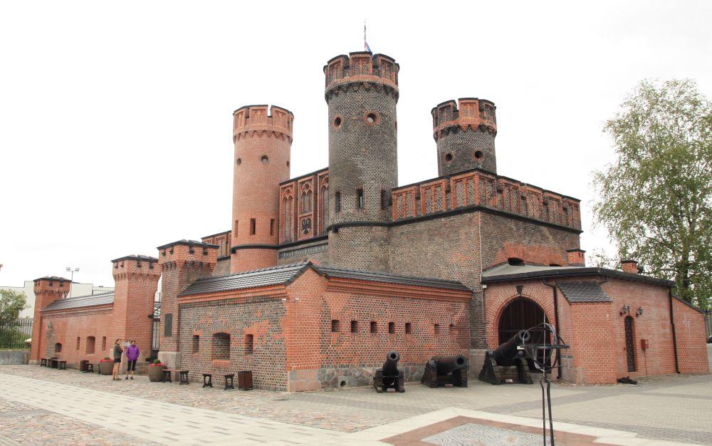 Фридрихсбургская крепость