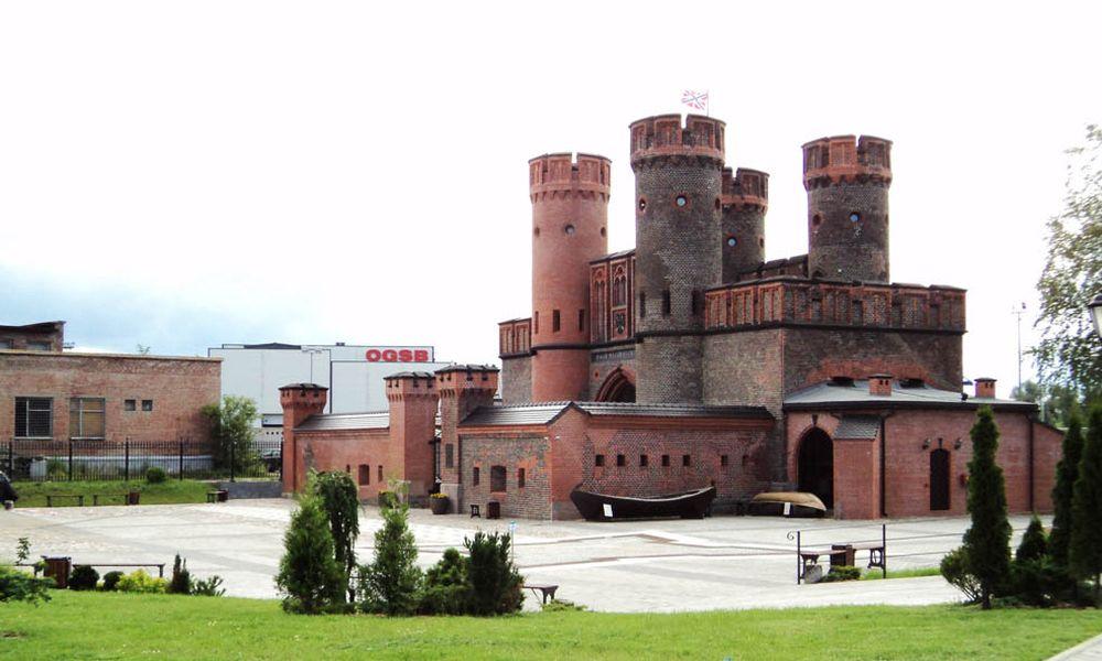 Фридрихсбкргские ворота