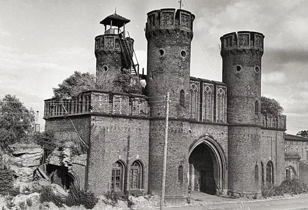 Фридрихсбург до 1910 года