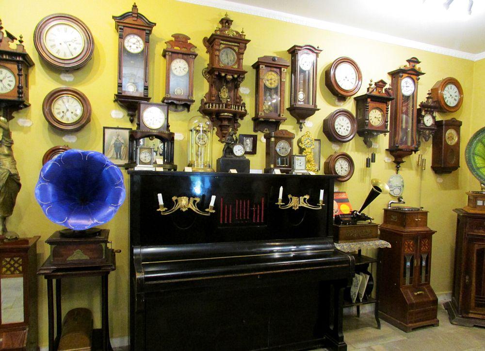 Музей часов и музыкальных инструментов