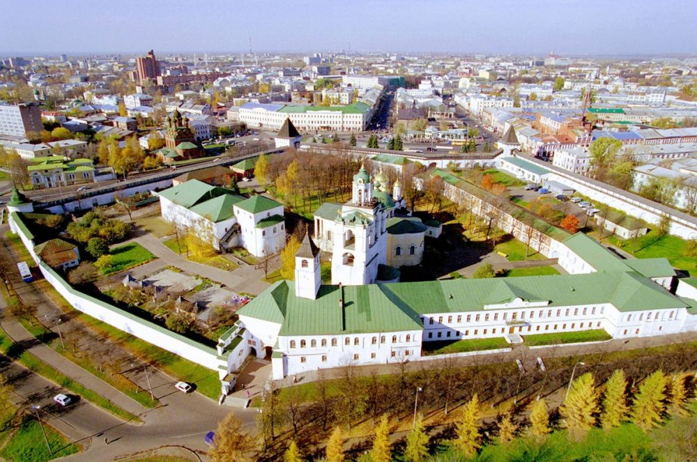Ярославский музей-заповедник