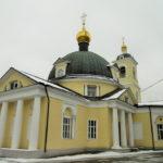 Гребневская церковь в Одинцово