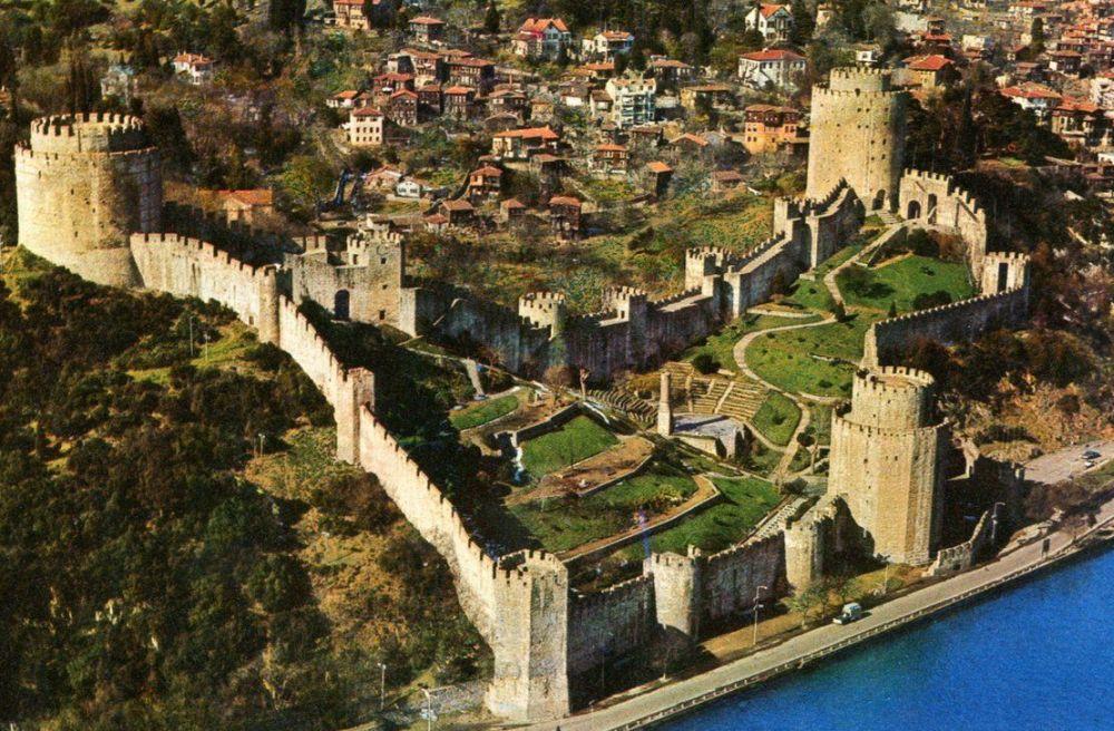 Вид на крепость Румелихисар